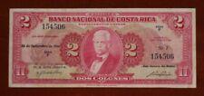Costa Rica 2 dos colones 1946 banknote