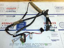 (2) Subaru Impreza WRX Interior Rear Door Wiring Harness 81822FE080 02 03 04 05