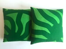 MARIMEKKO VTG ORIG 1960'S RARE MID CENTURY SCANDINAVIAN MODERN THROW PILLOWS