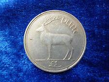 Irlanda Eire £ 1 uno batea de 1990 vf