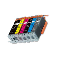 6 PK Ink Cartridges + smart chip for Canon PGI-270 CLI-271 Pixma Printer MG7720