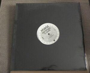 "Nodge - The World Is Mine / The Organization, 1997 12"" Single, New & Sealed LP."
