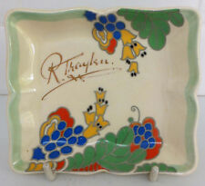 Art Deco Royal Doulton advertising Pin Tray