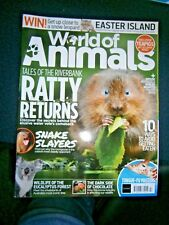 World Of Animals Issue 57 (new) 2018