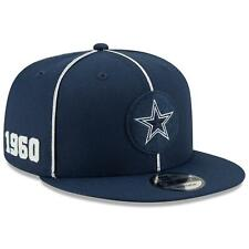 Dallas Cowboys Hat 1920s Sideline 9FIFTY Adjustable Snapback Cap
