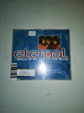 CD Maxi - Eternal, I Wanna Be The Only One