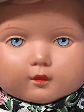 Antique Cellba Warenfabrik winged mermaid Celluloid german bavarian swiss doll