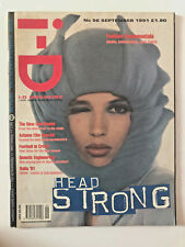 I-D MAGAZINE  September 1991 Fundermental Issue