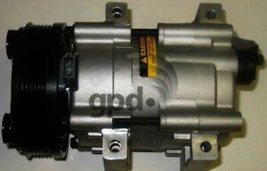A/C Compressor-New Global 6511462 fits 95-02 Lincoln Continental 4.6L-V8