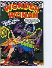 Wonder Woman #170 DC Pub 1967