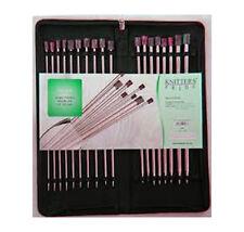 """Knitter's Pride ORIGINAL Nova 14"""" (35cm) Single Point Knitting Needles- Set of 9"""