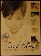 彭羚 CASS PHANG TRUE LEGEND 6CD 马来西亚版 大马版 全新