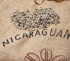 5lbs - Nicaraguan – Premium Natural Unroasted Coffee Beans fresh crop 80oz