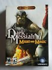 Dark Messiah Might And Magic Pc Dvd-rom Computer Game 2006 Ubisoft Entertainment