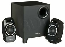Zestaw głośników Creative A250 51MF0420AA000 (2.1; kolor czarny),creative
