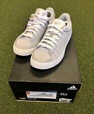 Adidas JR adicross classic Junior's Spikeless Golf Shoe Size 2M Gray/White