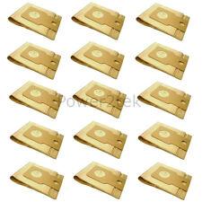 15 x U-2E, U20E, U20AB Hoover Bags for Panasonic C-E40 DD6420 MCE3001 UK Stock