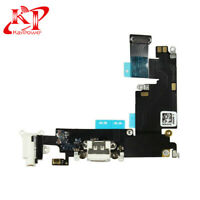 OEM Charging Port Charger headphone Dock Mic Flex Cable For iPhone 6 Plus Black