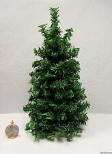 "Dollhouse Miniature Deluxe 7"" Tall Christmas Tree"