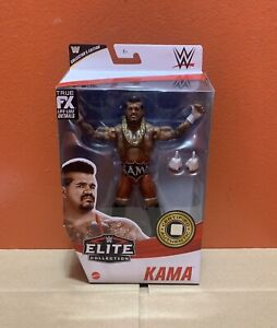 WWE Mattel Kama Elite Collection 85 Figure