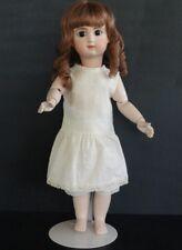 SOUS VETEMENT pour poupée ancienne 33-38cm -CULOTTE CHEMISE en coton -G.BRAVOT