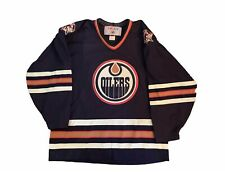 Vintage Edmonton Oilers CCM Sweater Jersey XL