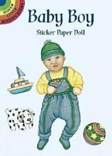 Baby Boy Sticker Paper Doll (Dover Little ... by Noble, Marty Other printed item