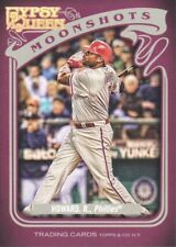 2012 Topps Gypsy Queen Moonshots #MS-RH Ryan Howard Philadelphia Phillies
