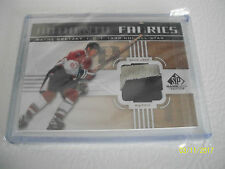 WAYNE GRETZKY AUTHENTIC FABRICS 2011-12 NHL ALL STAR PATCH # AF-WG  06/25