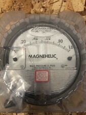 Dwyer Magnehelic new Pressure Gauge 0 to 1.0