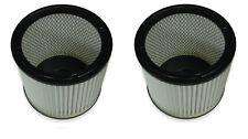 2 waschbare Filter für Einhell TC-VC 1930 S / SA / EX / ARG Faltenfilter