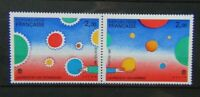 France 1982 Philex 82 International Stamp Exhibition 3rd Issue set MNH