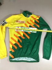 Prisma Mens Size Small S Long Sleeve Cycling Jersey (6826-3)
