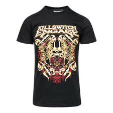 Official T Shirt KILLSWITCH ENGAGE Black BIO WAR Print Band Tee All Sizes