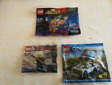 Pack Figuras LEGO Nuevas Marvel Guardianes De La Galaxia City Ninjago Movie