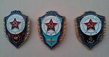 Abzeichen Bester Soldat der  Land Luft Marine  Uniform UDSSR CCCP Sowjet Armee