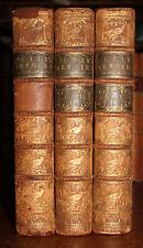 1761 Memoirs of Maximilian De Bethune Duke of Sully 3 Volumes Henry the Great