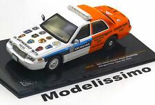 1:43 Ixo Ford Crown Victoria Police Interceptor 2012