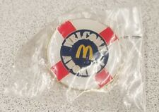 """McDonald's """"Welcome Aboard"""" pin 2008"""