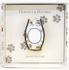 New Disney Parks Dooney & Bourke 2020 Sketch Dogs Link It Later MagicBand 2.0