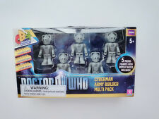 Doctor Who Cyberman Army Builder Pack 5pcs Figures New