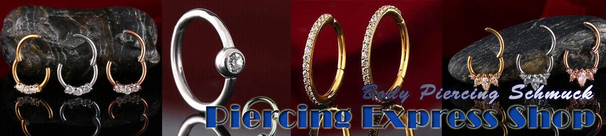 Cuerno oreja piercing Plug dehnungsspirale dehnungsschnecke