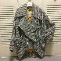 KENZO Women Jacket Coat Loose fitting Size 34 S Good condition From JAPAN F/S