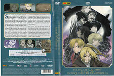 Fullmetal Alchemist. The Movie. Il conquistatore di Shamballa (2005) DVD PANINI