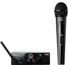 AKG Perception WMS 40 Mini Vocal Wireless System. U.S Authorized Dealer