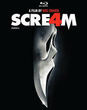 Scream 4 (Blu-ray Disc, 2011)