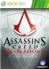 Xbox 360 Assassin's Creed: Revelations -- Collector's Edition NEU/OVP in Folie d