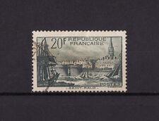 timbre France   port de Saint Malo    num: 394   oblitéré