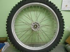 kawasaki  kx  500    front  wheel