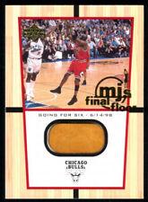 2000 Upper Deck MJs Final Floor FF9 Michael Jordan Going For Six